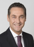 Heinz-Christian Strache © Parlamentsdirektion / PHOTO SIMONIS