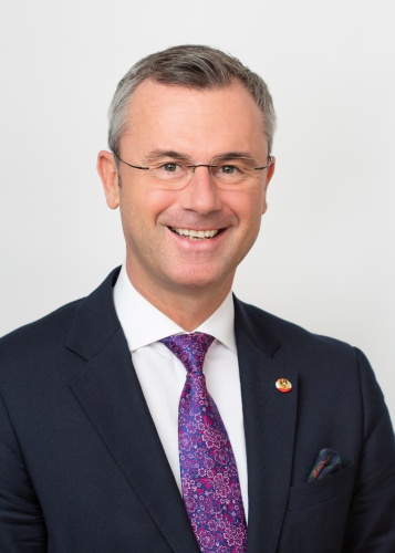 Norbert Hofer ??Parlamentsdirektion / PHOTO SIMONIS