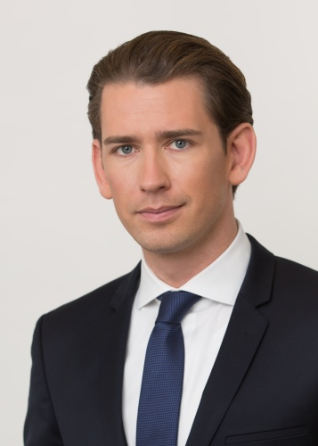Sebastian Kurz © Parlamentsdirektion / PHOTO SIMONIS